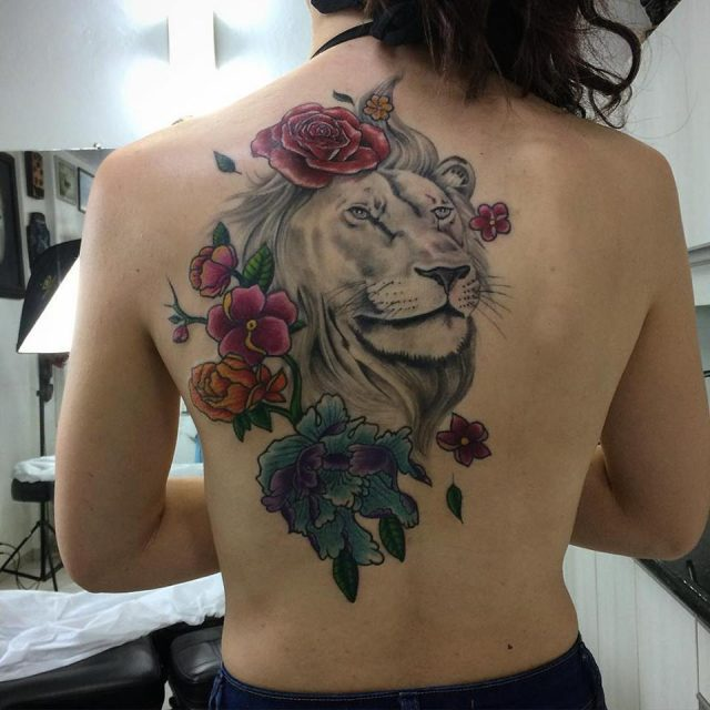 Tatuagens Femininas Grandes Tattoomenu