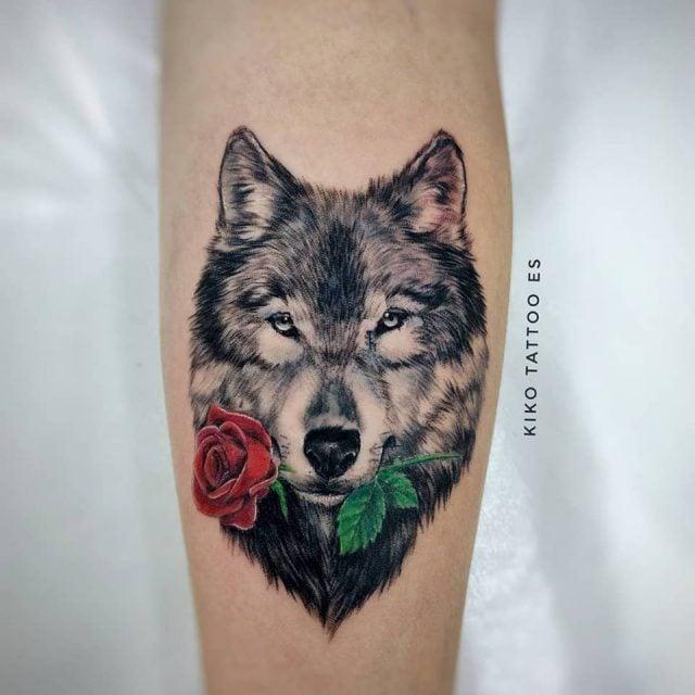 Tatuagem Feminina Na Panturrilha Tattoomenu